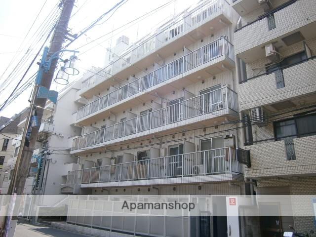神奈川県川崎市中原区、向河原駅徒歩17分の築30年 7階建の賃貸マンション