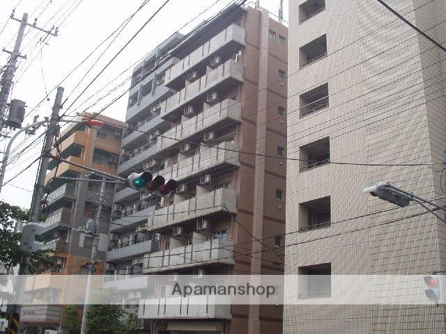 神奈川県川崎市中原区、武蔵小杉駅徒歩11分の築26年 8階建の賃貸マンション
