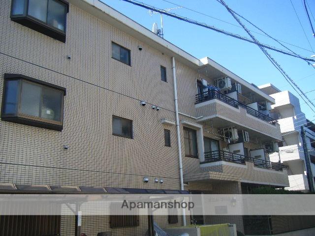 神奈川県川崎市中原区、武蔵中原駅徒歩15分の築28年 3階建の賃貸マンション