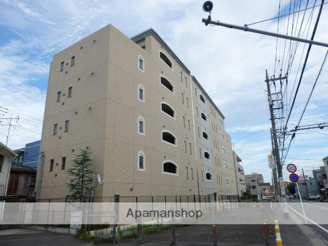 神奈川県川崎市中原区、武蔵小杉駅徒歩15分の築6年 6階建の賃貸マンション