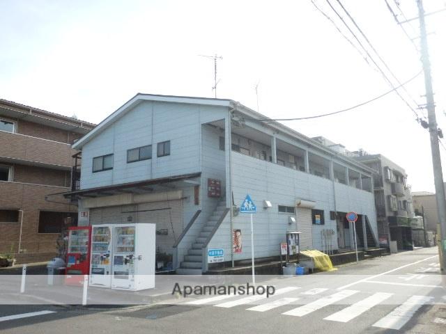 神奈川県川崎市中原区、武蔵中原駅徒歩17分の築24年 2階建の賃貸アパート