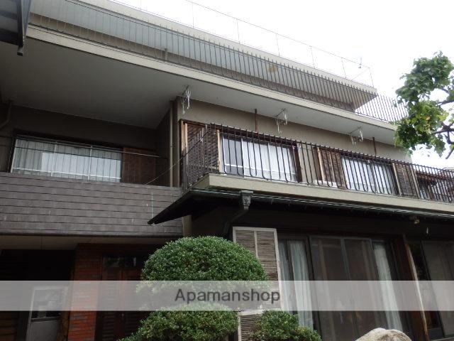 神奈川県川崎市中原区、向河原駅徒歩4分の築45年 4階建の賃貸マンション