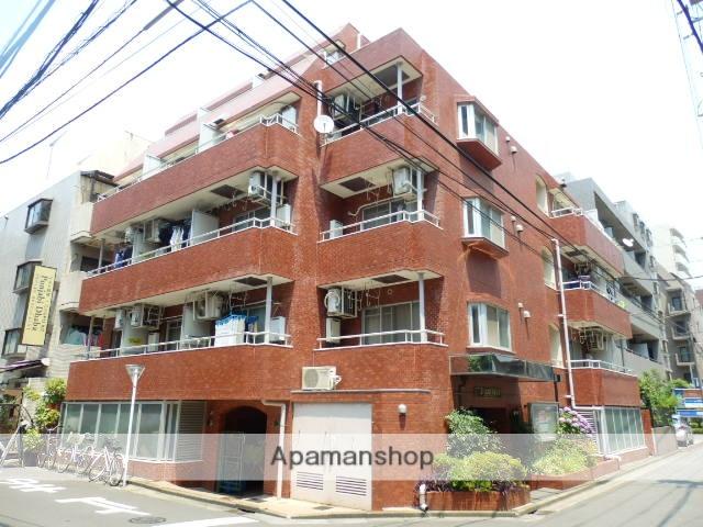 神奈川県川崎市中原区、向河原駅徒歩17分の築31年 5階建の賃貸マンション