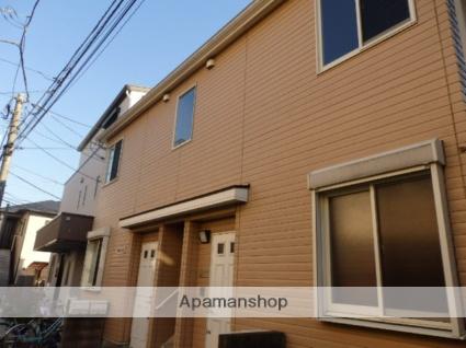 神奈川県川崎市中原区、武蔵小杉駅徒歩10分の築11年 2階建の賃貸アパート