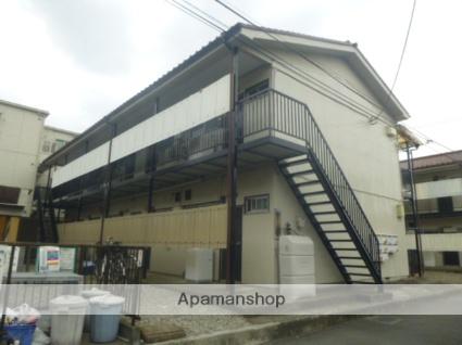 神奈川県川崎市中原区、武蔵中原駅徒歩14分の築40年 2階建の賃貸アパート