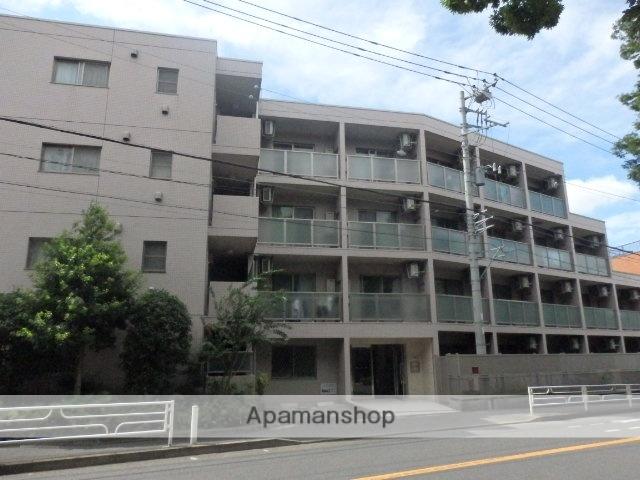 神奈川県川崎市中原区、武蔵中原駅徒歩15分の築12年 4階建の賃貸マンション