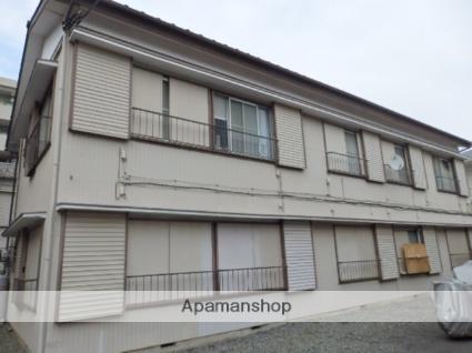 神奈川県川崎市中原区、武蔵中原駅徒歩6分の築46年 2階建の賃貸アパート