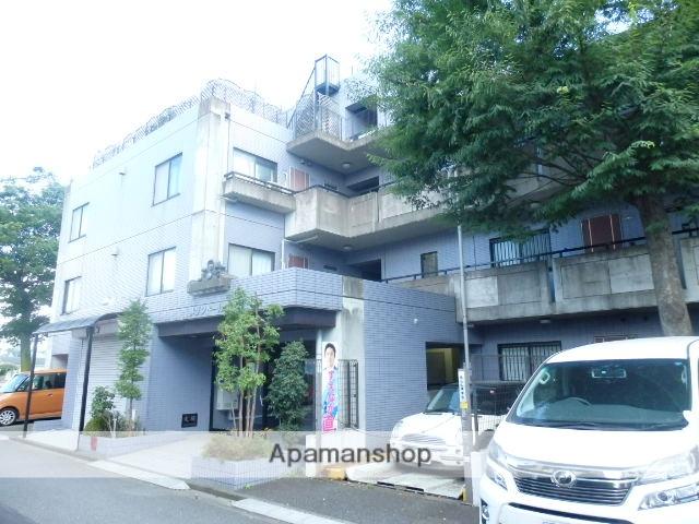 神奈川県川崎市中原区、武蔵小杉駅徒歩27分の築17年 5階建の賃貸マンション