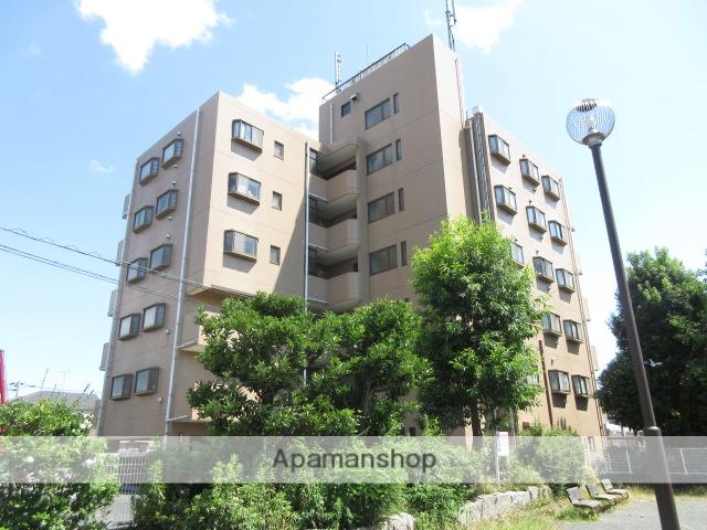 神奈川県川崎市高津区、武蔵中原駅徒歩27分の築25年 6階建の賃貸マンション