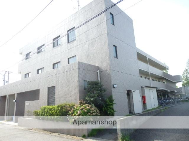 神奈川県川崎市中原区、武蔵小杉駅徒歩33分の築21年 3階建の賃貸マンション