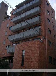 神奈川県川崎市中原区、新丸子駅徒歩6分の築32年 7階建の賃貸マンション