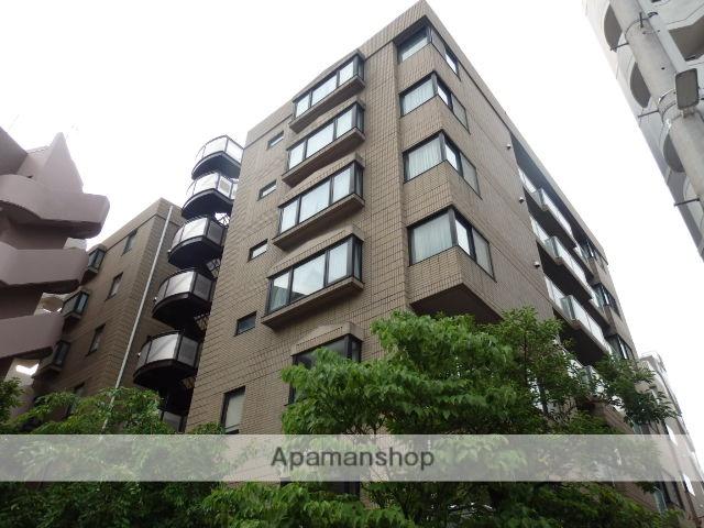 神奈川県川崎市中原区、武蔵小杉駅徒歩13分の築25年 7階建の賃貸マンション