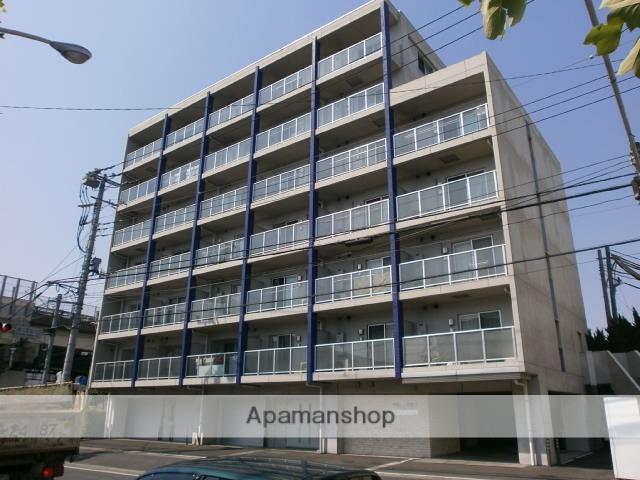 神奈川県川崎市高津区、武蔵新城駅徒歩9分の築8年 7階建の賃貸マンション