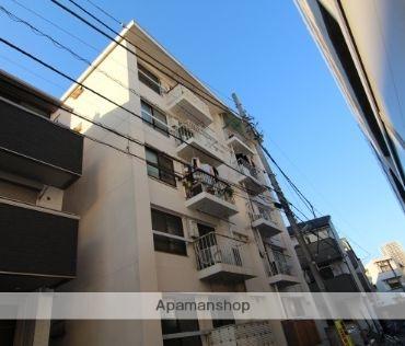 神奈川県川崎市中原区、向河原駅徒歩18分の築49年 5階建の賃貸マンション