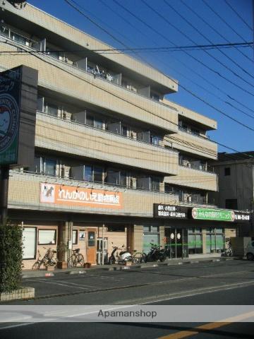 神奈川県川崎市中原区、武蔵新城駅徒歩17分の築12年 4階建の賃貸マンション