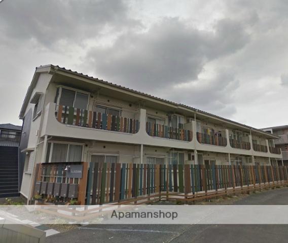 神奈川県川崎市中原区、平間駅徒歩13分の築30年 2階建の賃貸アパート