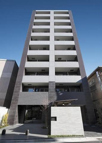 神奈川県川崎市川崎区、川崎駅徒歩8分の築4年 10階建の賃貸マンション