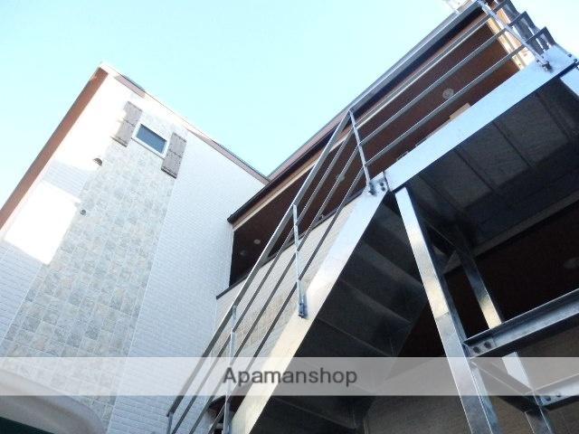 神奈川県川崎市中原区、向河原駅徒歩16分の築2年 2階建の賃貸アパート