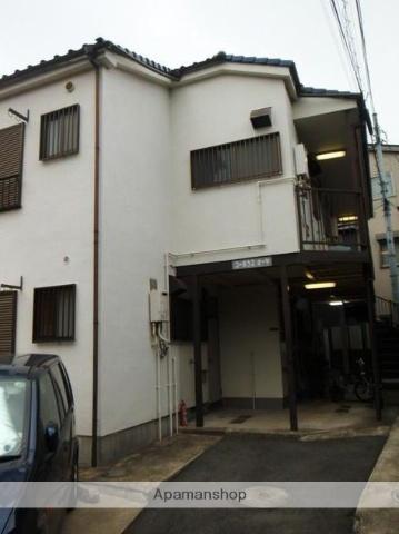 神奈川県川崎市中原区、平間駅徒歩15分の築32年 2階建の賃貸アパート