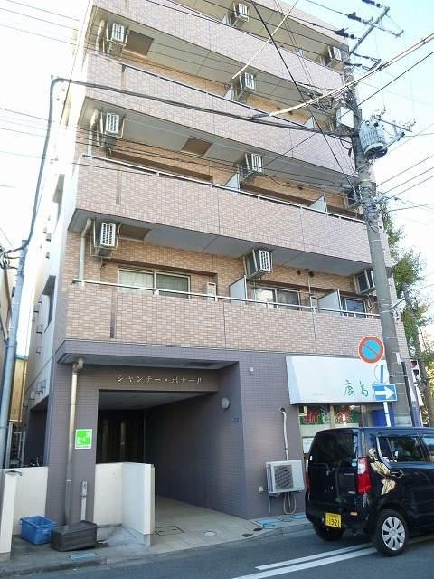 神奈川県川崎市川崎区、川崎大師駅徒歩9分の築10年 5階建の賃貸マンション