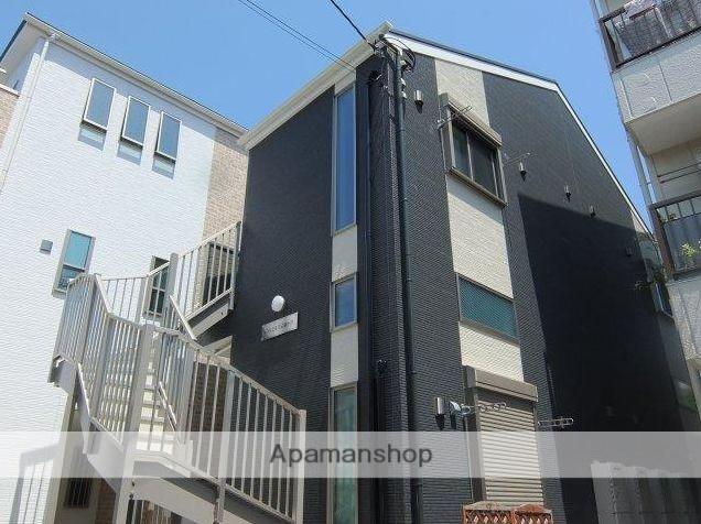 神奈川県川崎市中原区、平間駅徒歩13分の新築 2階建の賃貸アパート