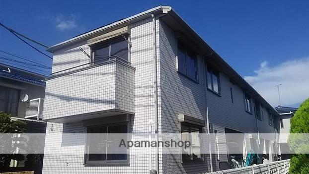 神奈川県横浜市港北区、新川崎駅徒歩26分の新築 2階建の賃貸アパート