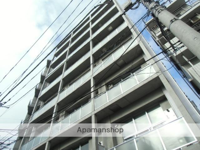 神奈川県川崎市中原区、武蔵中原駅徒歩19分の築7年 8階建の賃貸マンション