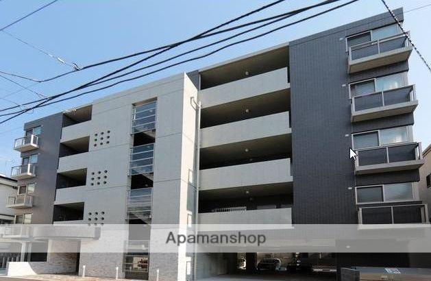 神奈川県川崎市中原区、平間駅徒歩12分の新築 5階建の賃貸マンション