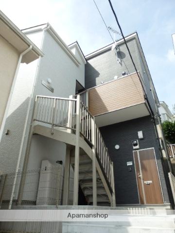 神奈川県川崎市中原区、日吉駅徒歩20分の新築 2階建の賃貸アパート