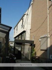神奈川県川崎市中原区、武蔵小杉駅徒歩15分の築9年 2階建の賃貸アパート