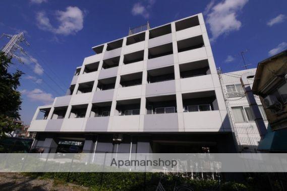 神奈川県川崎市幸区、鹿島田駅徒歩2分の築6年 7階建の賃貸マンション
