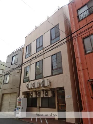 神奈川県川崎市中原区、向河原駅徒歩12分の築34年 4階建の賃貸マンション