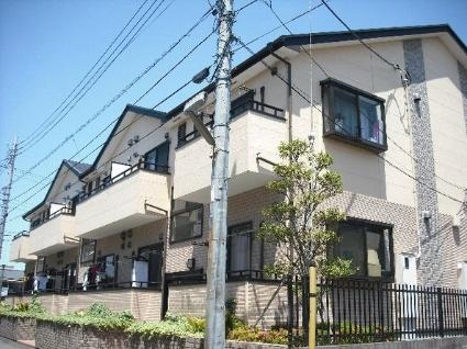 神奈川県川崎市中原区木月大町[1LDK/40m2]の外観1