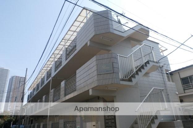 神奈川県川崎市中原区、向河原駅徒歩14分の築24年 3階建の賃貸マンション