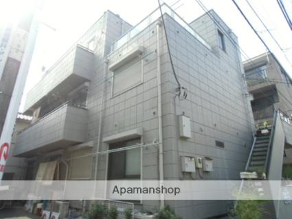 神奈川県川崎市中原区、武蔵中原駅徒歩13分の築30年 3階建の賃貸マンション