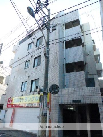 神奈川県川崎市中原区、武蔵小杉駅徒歩14分の築28年 5階建の賃貸マンション