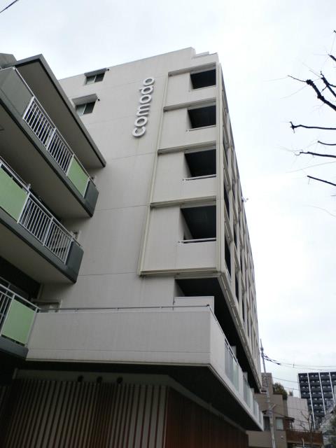 神奈川県川崎市中原区、向河原駅徒歩13分の築30年 7階建の賃貸マンション