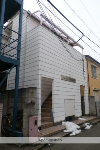 神奈川県川崎市中原区、武蔵小杉駅徒歩15分の築29年 2階建の賃貸アパート