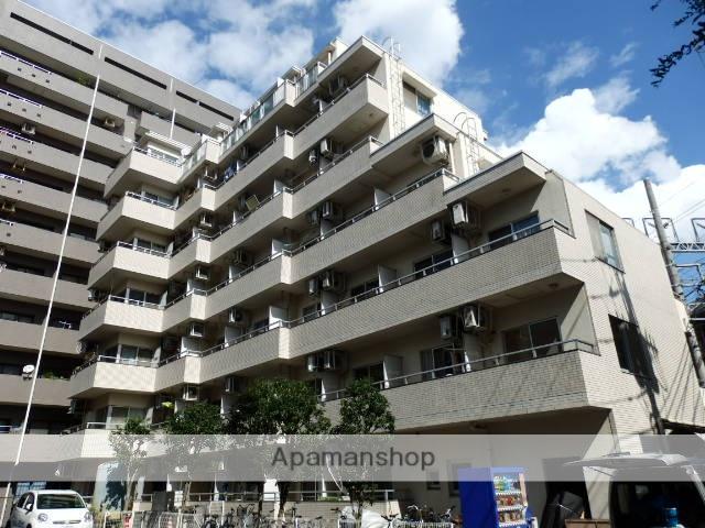 神奈川県川崎市中原区、向河原駅徒歩10分の築30年 7階建の賃貸マンション