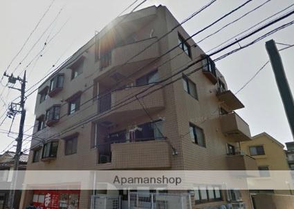 神奈川県川崎市中原区、武蔵中原駅徒歩13分の築26年 4階建の賃貸マンション