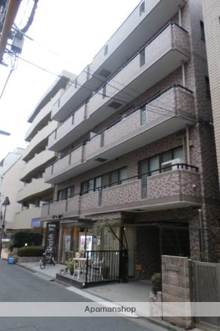 神奈川県川崎市中原区、向河原駅徒歩17分の築21年 6階建の賃貸マンション