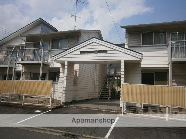 神奈川県川崎市中原区、向河原駅徒歩8分の築30年 2階建の賃貸アパート