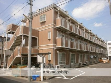 神奈川県川崎市高津区、武蔵中原駅徒歩18分の築25年 3階建の賃貸マンション