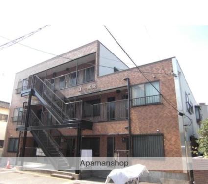 神奈川県横浜市栄区、本郷台駅徒歩8分の築31年 3階建の賃貸マンション