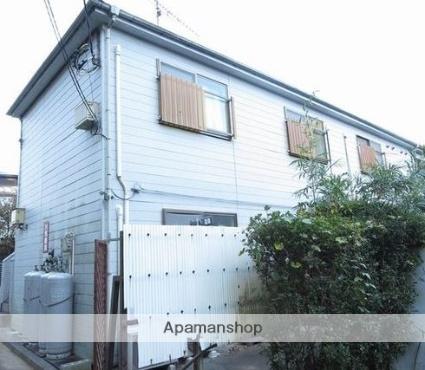 神奈川県横浜市栄区、本郷台駅徒歩18分の築24年 2階建の賃貸アパート