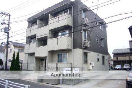 神奈川県横浜市栄区、本郷台駅徒歩12分の築6年 3階建の賃貸アパート