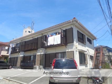 神奈川県横浜市栄区、本郷台駅徒歩16分の築27年 2階建の賃貸アパート