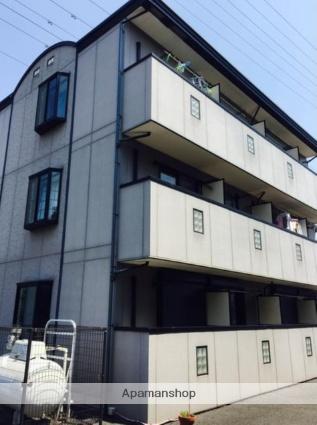 神奈川県横浜市戸塚区、東戸塚駅徒歩9分の築15年 3階建の賃貸マンション