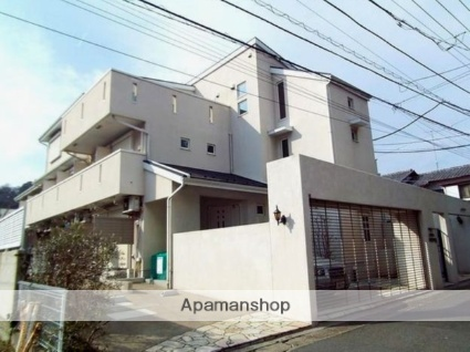 神奈川県鎌倉市、極楽寺駅徒歩12分の築12年 3階建の賃貸アパート