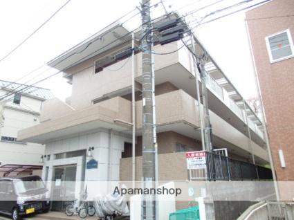 神奈川県横浜市戸塚区、戸塚駅徒歩9分の築24年 3階建の賃貸マンション